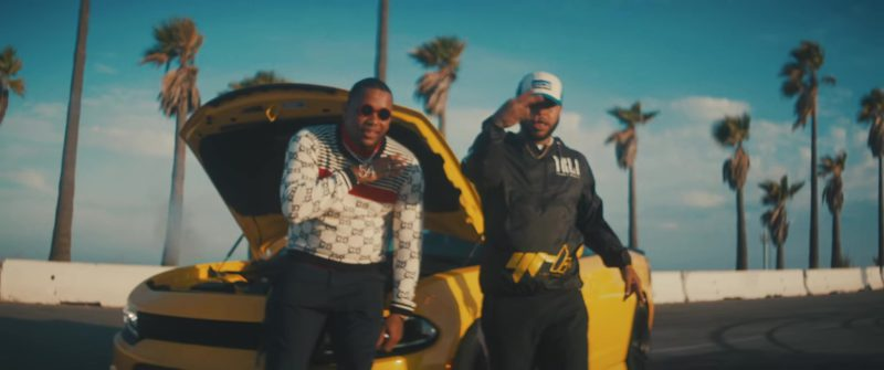 Gucci Sweater in Pineapple by Ty Dolla $ign feat. Gucci Mane & Quavo (2018) Official Music Video