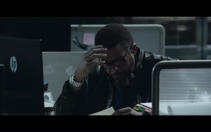 HP Monitor Used by Forest Whitaker in City of Lies