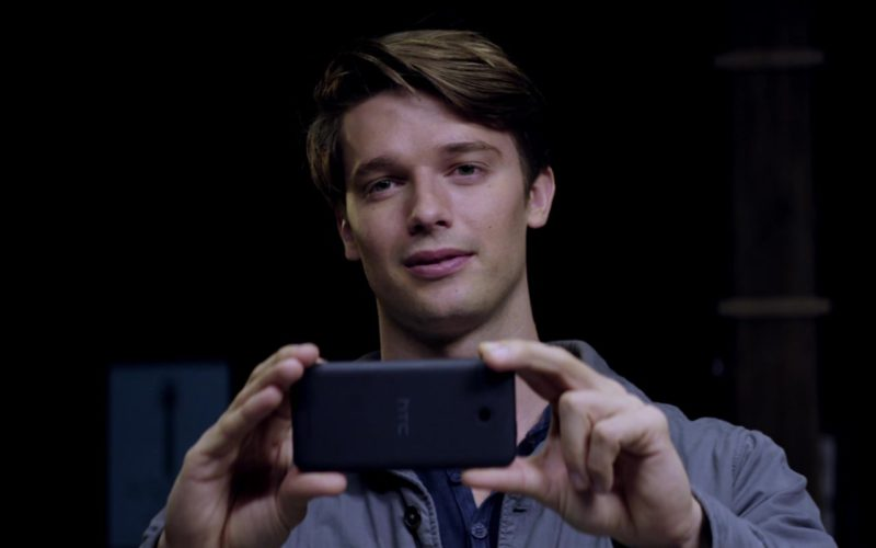 HTC Phone Used by Patrick Schwarzenegger in Midnight Sun