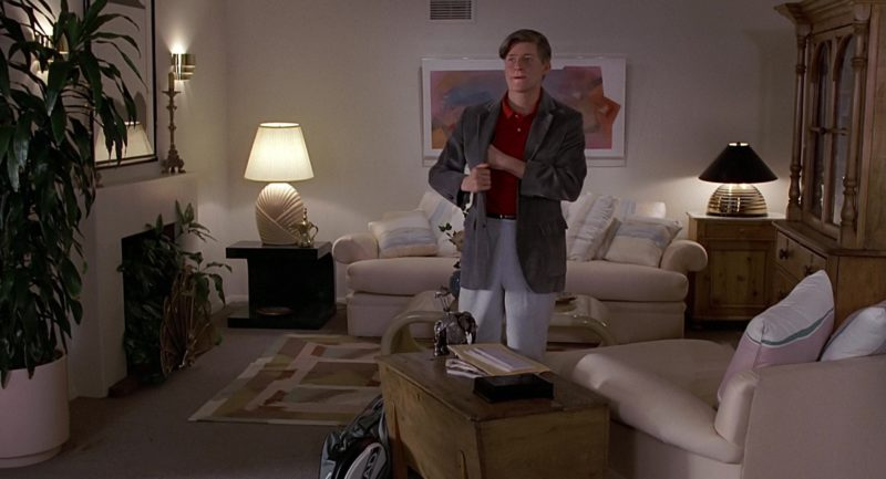 Head Tennis Bag and Racquets Used by Crispin Glover (George McFly) in Back to the Future (1985) - Movie Product Placement