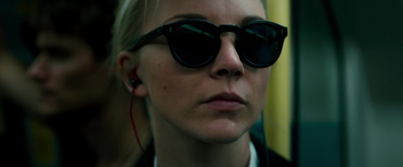 Sennheiser Momentum M2 Earphones Used by Natalie Dormer in In Darkness (2018) - Movie Product Placement
