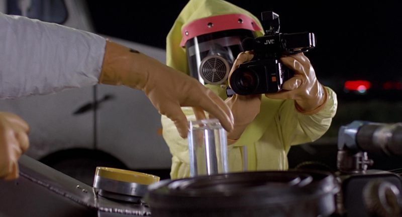 JVC Camcorder Used by Michael J. Fox (Marty McFly) in Back to the Future (1985) - Movie Product Placement