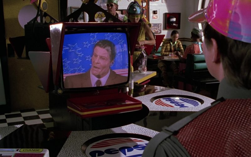 JVC TV and Pepsi in Back to the Future Part 2 (1)