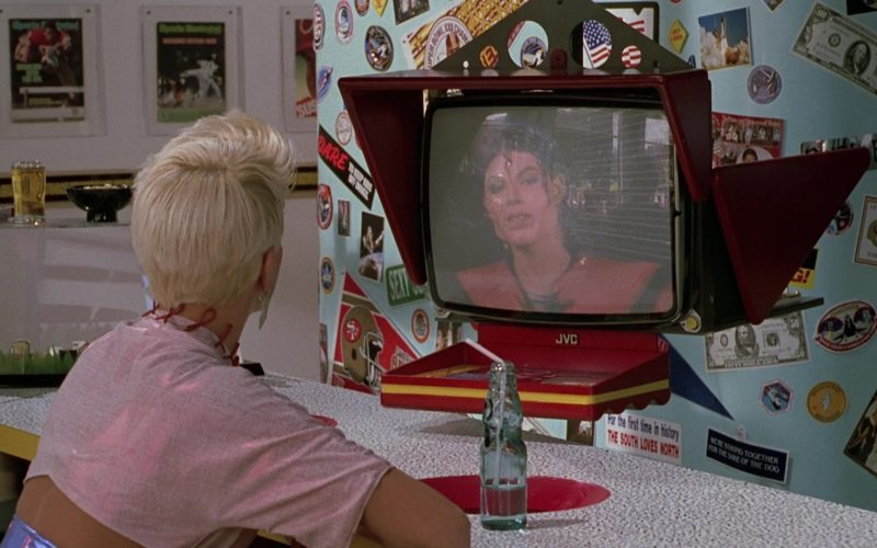 JVC TV's in Back to the Future Part 2 (2)