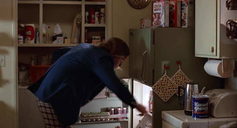 Kellogg's Cocoa Krispies and Maxwell House Coffee in Back to the Future (1985) Movie Product Placement