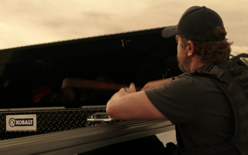 Kobalt Tool Box Used by Gerard Butler in Den of Thieves (1)