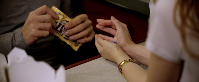 M&M's Candies in Midnight Sun (2018) Movie Product Placement