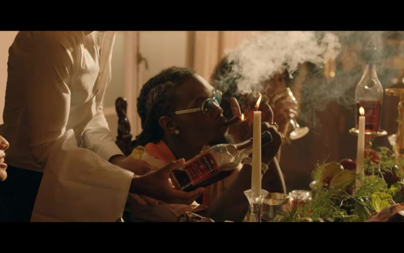 Martell Cognac in Narcos by Migos (2)