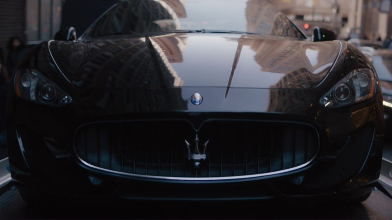 "Maserati GranTurismo Used by Maggie Siff in Billions: ""Icebreaker"" (2018) - TV Show Product Placement"