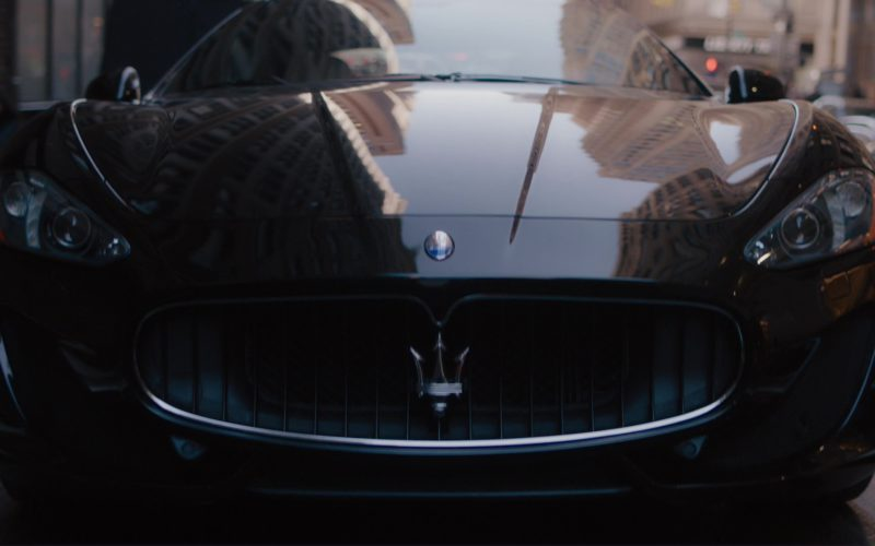 Maserati GranTurismo Used by Maggie Siff in Billions (1)
