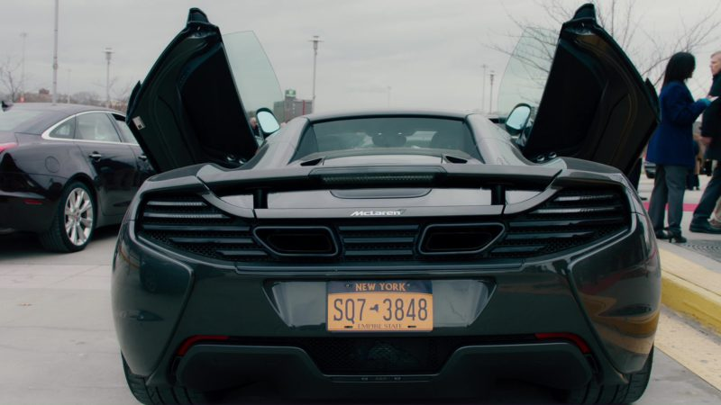 "McLaren Sports Car in Billions: ""Elmsley Count"" (2018) - TV Show Product Placement"