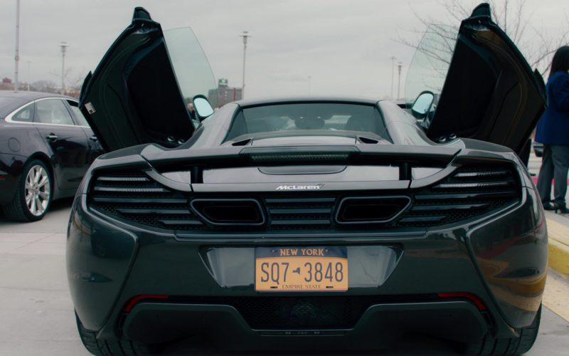 McLaren Sports Car in Billions