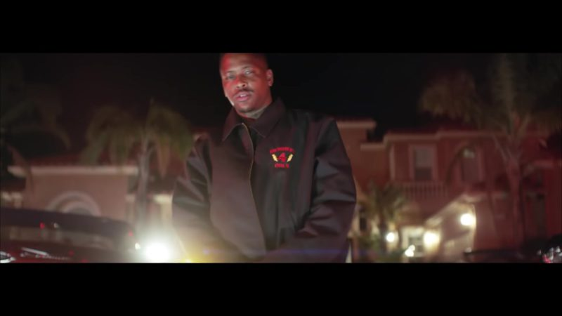 Members Only Jacket Worn by YG in Big Bank ft. 2 Chainz, Big Sean, Nicki Minaj (2018) Official Music Video Product Placement