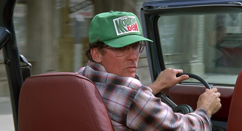 Mountain Dew Cap in Back to the Future (1985) Movie Product Placement