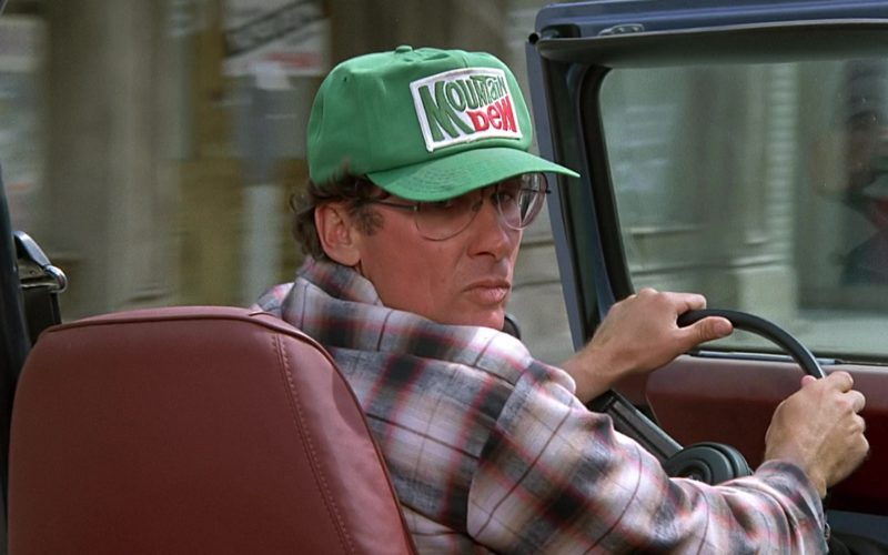 Mountain Dew Cap in Back to the Future (1)