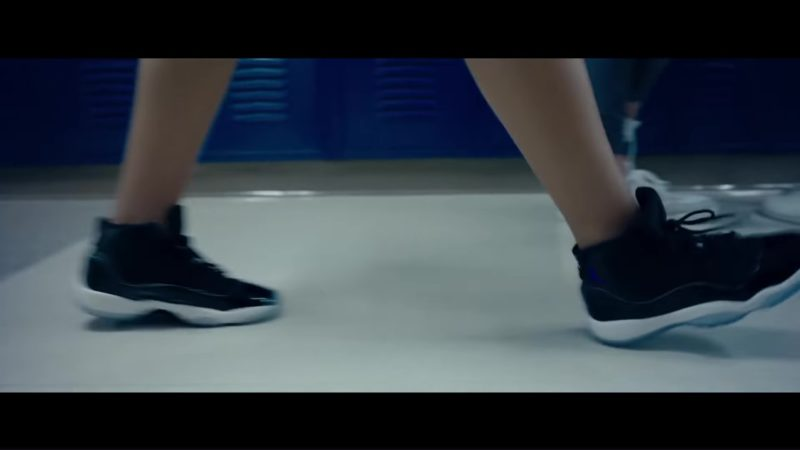 Nike Black Sneakers With White Sole Worn by Amandla Stenberg in The Hate U Give (2018) Movie Product Placement