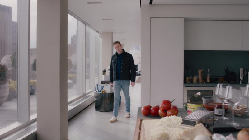 "Nike Sneakers Worn by Damian Lewis (Bobby Axelrod) in Billions: ""Redemption"" (2018) - TV Show Product Placement"