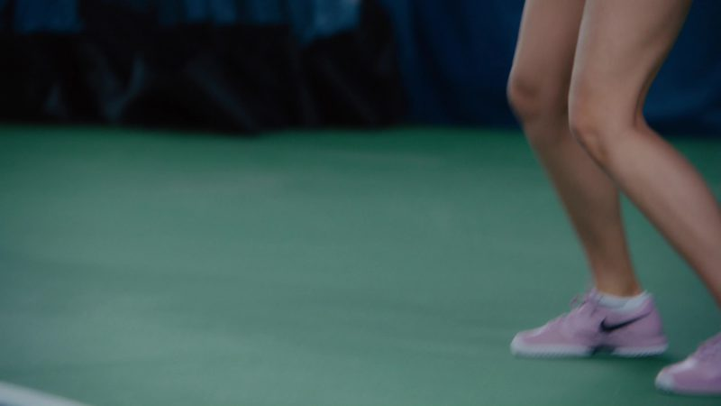 """Nike Pink Sneakers Worn by Maria Sharapova in Billions: """"Redemption"""" (2018) - TV Show Product Placement"""