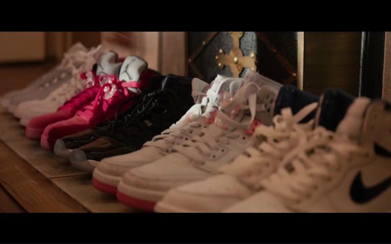 Nike Women's Sneakers in The Hate U Give (2018)