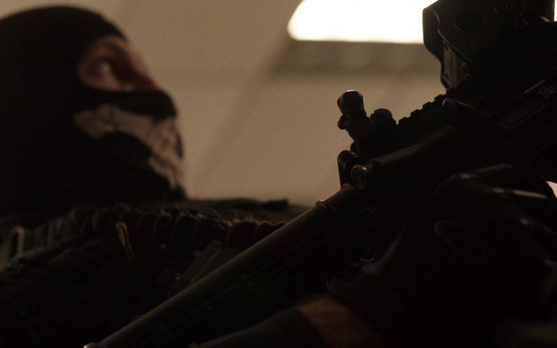 Oakley Men's Tactical Gloves Worn by Pablo Schreiber in Den of Thieves