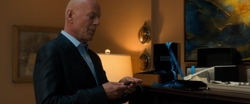 Panerai Watches Used by Bruce Willis in Death Wish (2018) Movie Product Placement