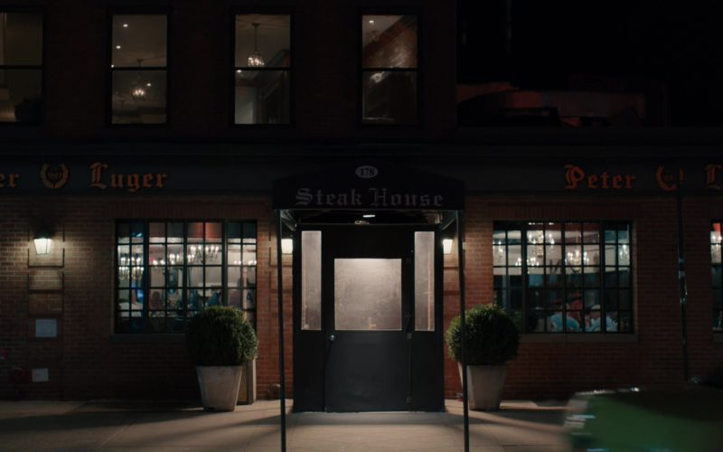 Peter Luger Steak House in Billions (1)