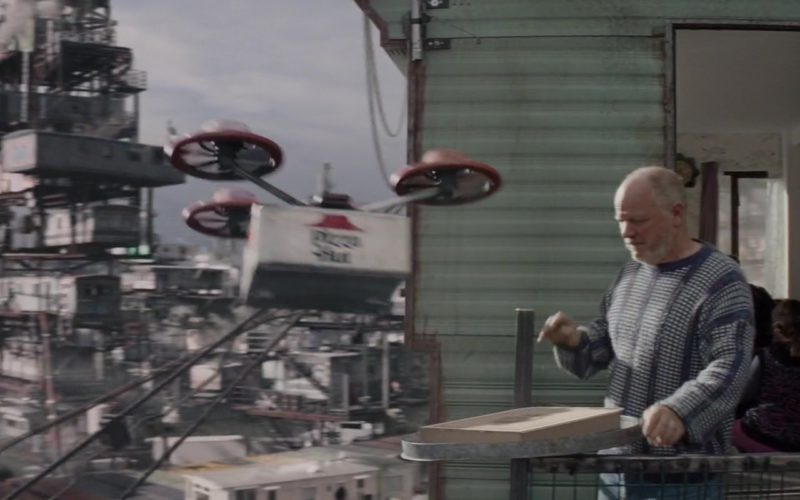 Pizza Hut Drone Delivery in Ready Player One (3)