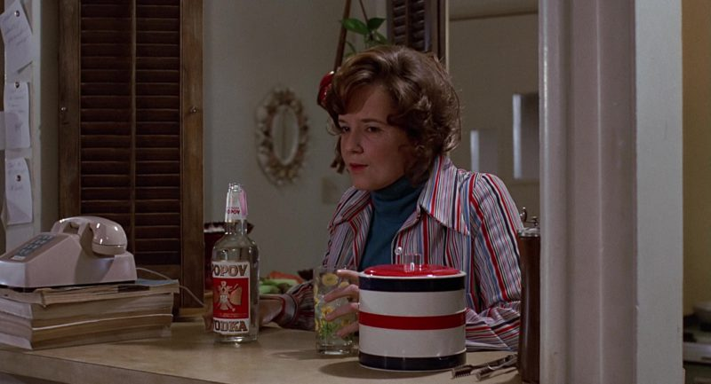 Popov Vodka in Back to the Future (1985) - Movie Product Placement