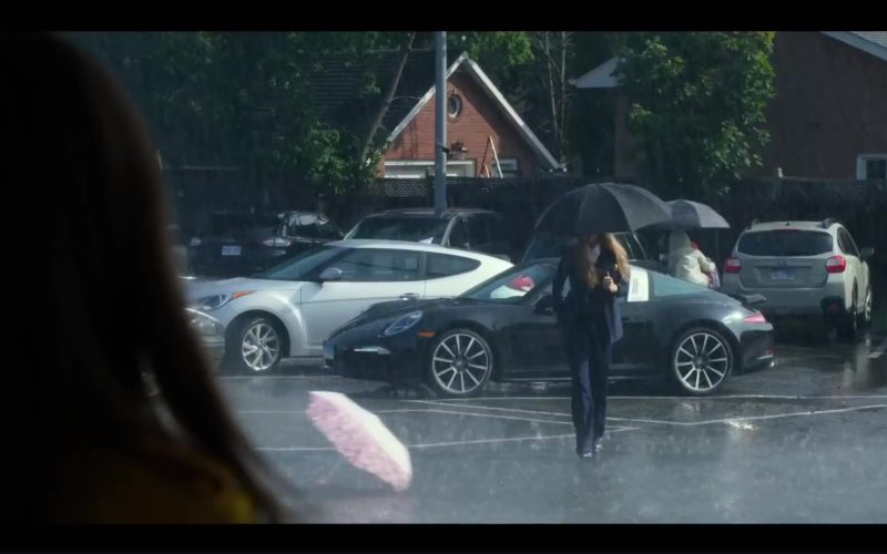 Porsche 911 Targa Driven by Blake Lively in A Simple Favor (1)