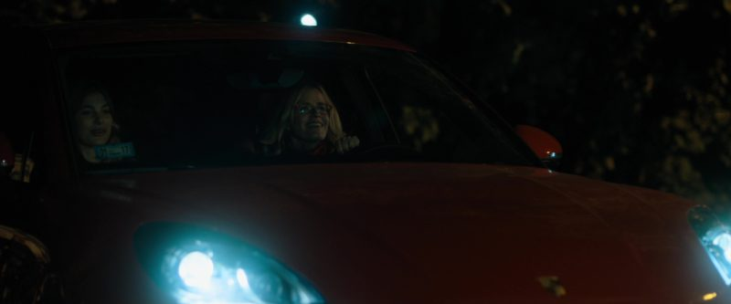 Porsche Cayenne GTS SUV Used by Elisabeth Shue in Death Wish (2018) Movie Product Placement