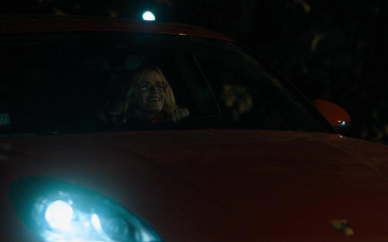 Porsche Cayenne GTS SUV Used by Elisabeth Shue in Death Wish (2)