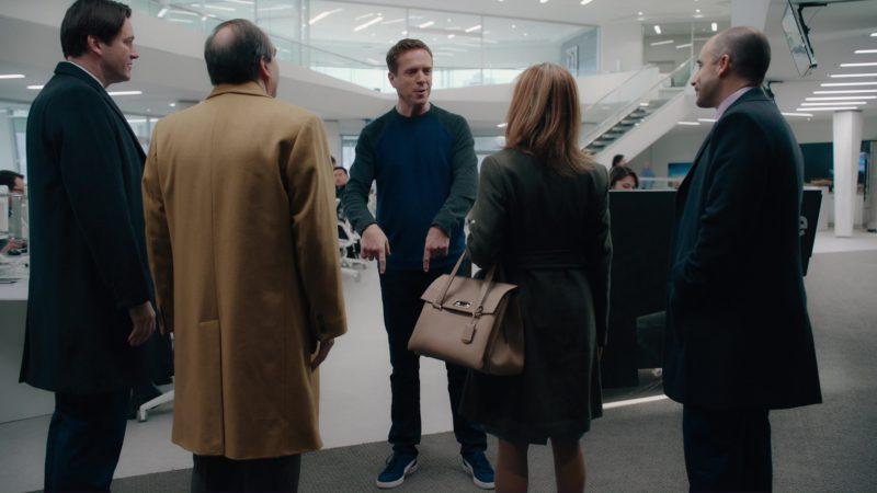 """Puma Sneakers Worn by Damian Lewis (Bobby Axelrod) in Billions: """"Redemption"""" (2018) TV Show Product Placement"""
