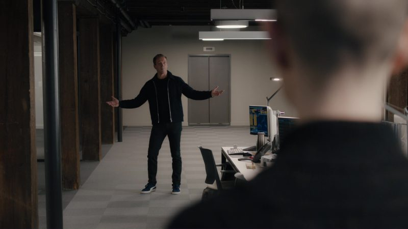 "Puma Sneakers Worn by Damian Lewis in Billions: ""Elmsley Count"" (2018) TV Show Product Placement"