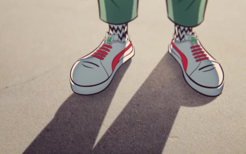 Puma Sneakers in Humility by Gorillaz (2)