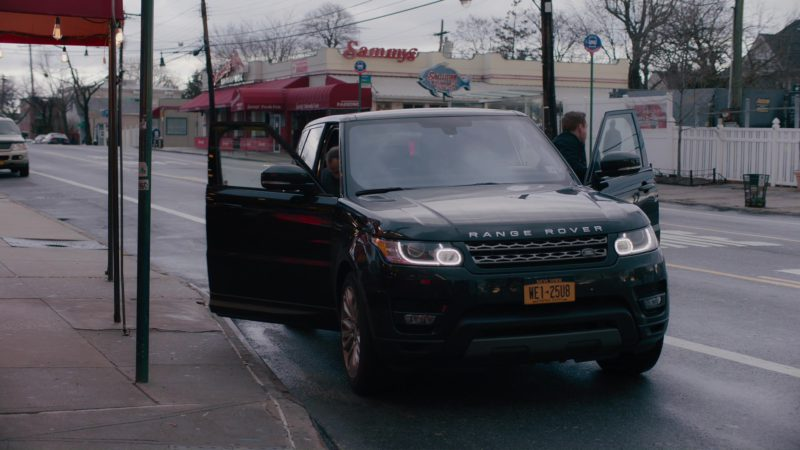 "Range Rover Sport in Billions: ""Redemption"" (2018) TV Show Product Placement"