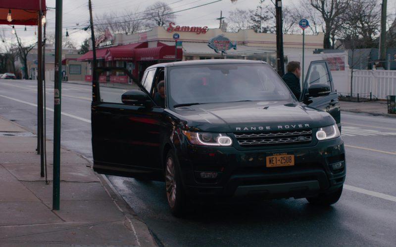 Range Rover Sport in Billions