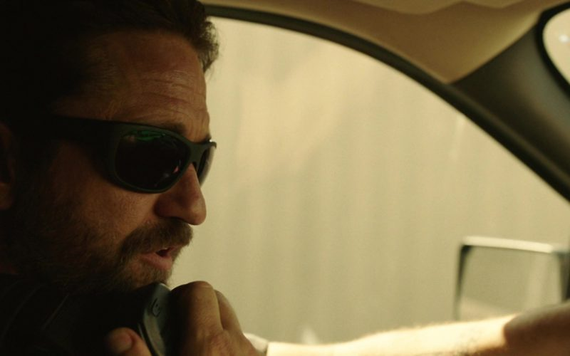 Ray-Ban Sunglasses Worn by Gerard Butler in Den of Thieves (1)