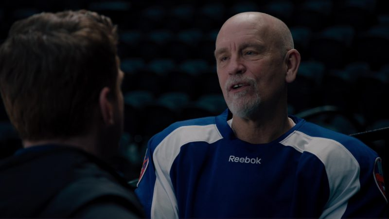 "Reebok Jersey Worn by John Malkovich (Grigor Andolov) in Billions: ""Icebreaker"" (2018) TV Show Product Placement"