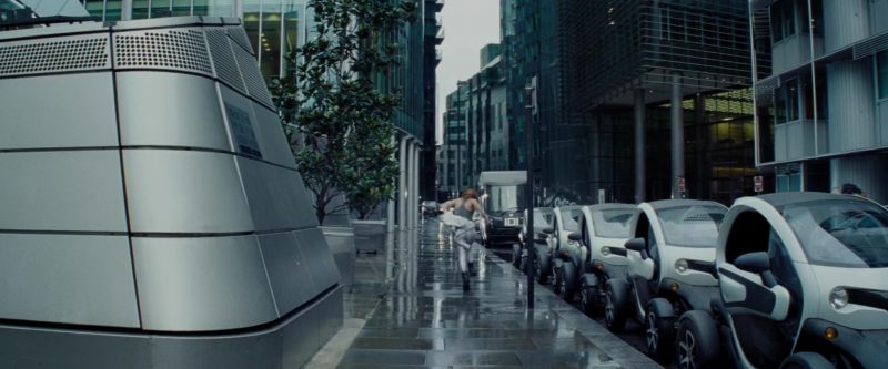 Renault Twizy in Ready Player One (2018) - Movie Product Placement