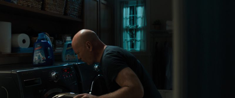 Samsung Washers Used by Bruce Willis in Death Wish (2018) Movie Product Placement