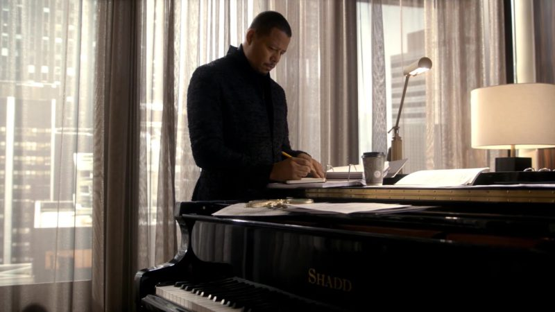 Shadd Piano Used by Terrence Howard in Empire: Of Hardiness Is Mother (2018) TV Show Product Placement