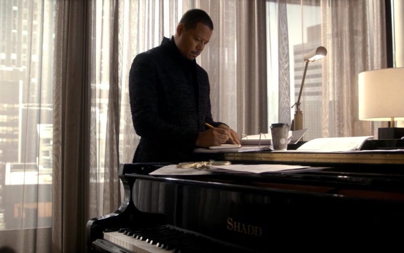 Shadd Piano Used by Terrence Howard in Empire