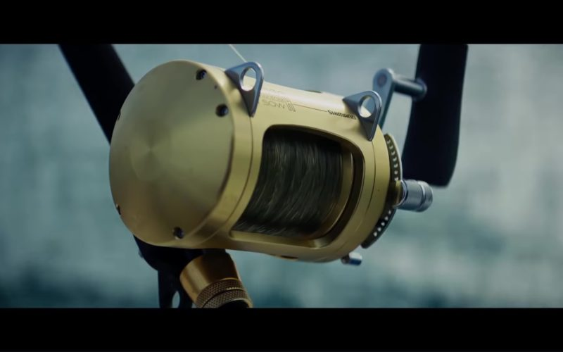 Shimano Tiagra 50w Reel Used by Matthew McConaughey in Serenity (1)