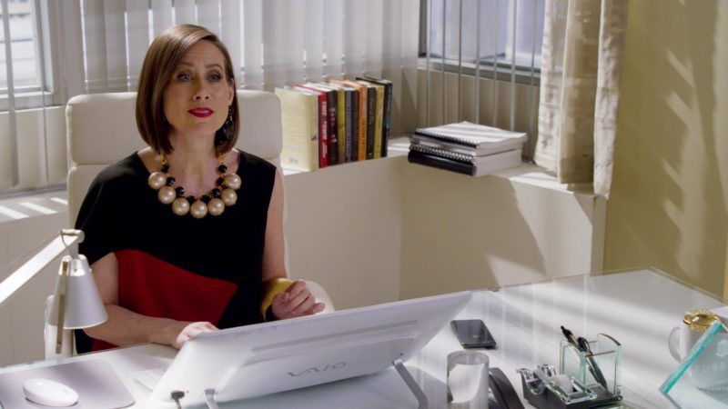 Sony All-In-One Vaio Computer Used by Miriam Shor in Younger: A Titanic Problem (2018) TV Show Product Placement