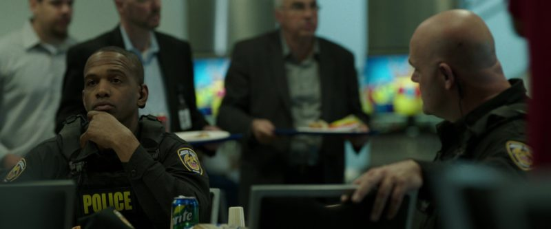 Sprite Can in Den of Thieves (2018) - Movie Product Placement