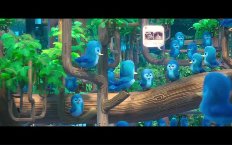 Twitter in Ralph Breaks the Internet Wreck-It Ralph 2 (3)