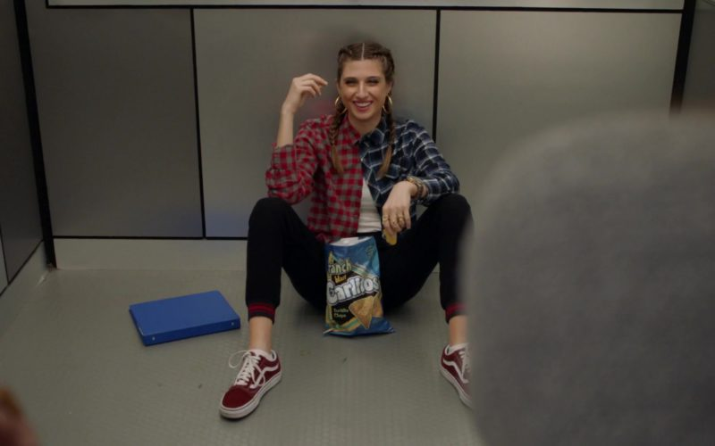 Vans Sneakers Worn by Emily Arlook in Grown-ish (1)