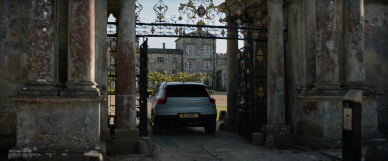 Volvo XC40 Car Used by Alicia Vikander (Lara Croft) in Tomb Raider (2018) Movie Product Placement