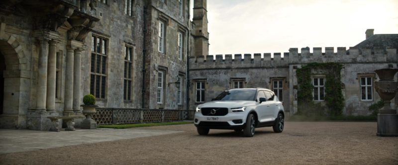 Volvo XC40 Car Used by Alicia Vikander (Lara Croft) in Tomb Raider (2018) - Movie Product Placement