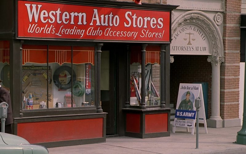Western Auto Stores in Back to the Future Part 2 (1)